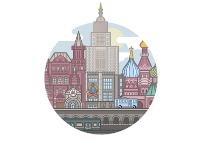 Moscow [WIP]