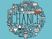 Creative Mornings: Chance Illustration