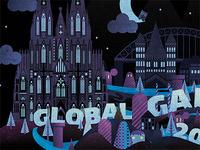 Global Game Jam 2012 Poster