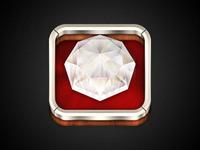 Diamond Treasure Hunt App Icon