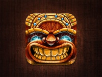 Tiki kingdom app icon large