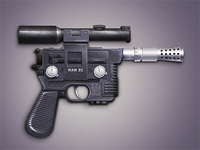 Han Solo Blaster »HAN 21«