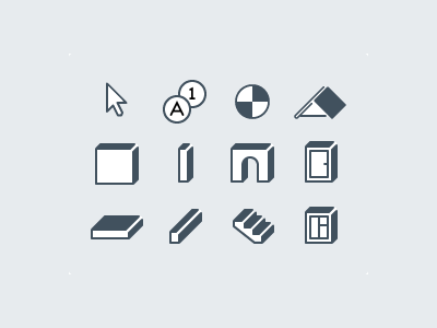 toolbar flat icons toolbar icons metro ascon