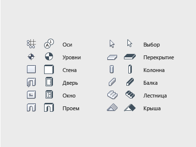 toolbar icons before & after ascon toolbar icons