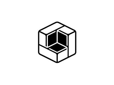 monochrome version of Renga icon