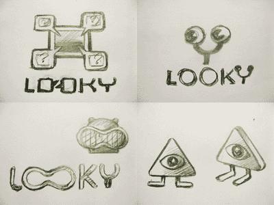 Looky sketches