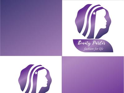 spa beauty parlor logo