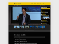 Data Insights Summit / Live stream