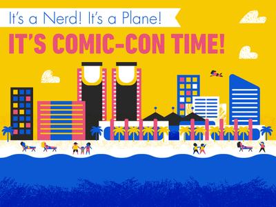 Comic Con Infographic