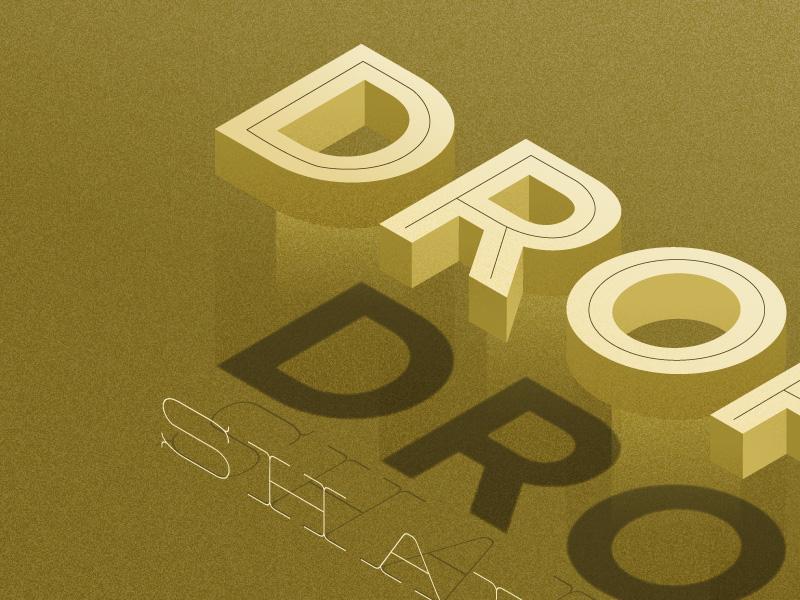 Drop shadow2