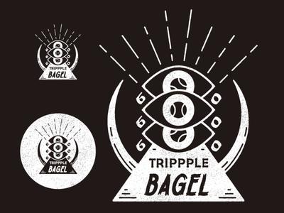 🎾 💀 friday the 13th texture secret funnsies logo tripple bagel tennis metal 666