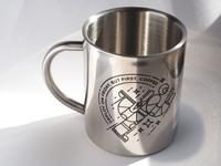 Shiny swag: Mug