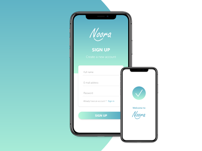 Daily UI  #001 daily ui 001 daily ui first post sign up page ui