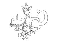 The dragon's birthday