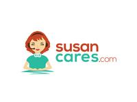Susan Cares logo