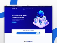 You Online Landing page