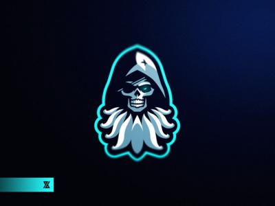 Blackheart Mascot Logo