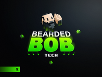 Bearded Bob Logo