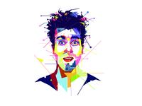 Pop Art  Portrait/WPAP