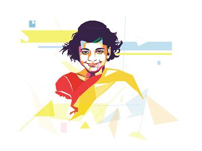 WPAP/Pop Art Portrait girl portrait portrait portrait art colorful portrait colorful abstract background geometic cart graphic design vector illustration illustrator cartoon portrait cartoon vector portrait vector popular art popular pop art portrait pop art wpap