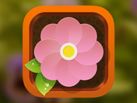 Flower Power Icon