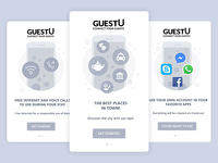 GuestU Phone onboarding