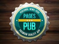 Pages PUB icon