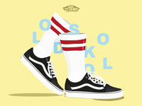 Illustration Vans