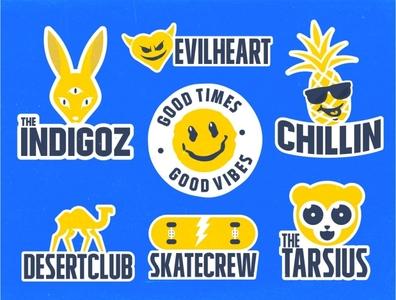 RICHSON FONT in badges illustration modern emblem design badges font minimalist simple flat simple designs logo designs logo