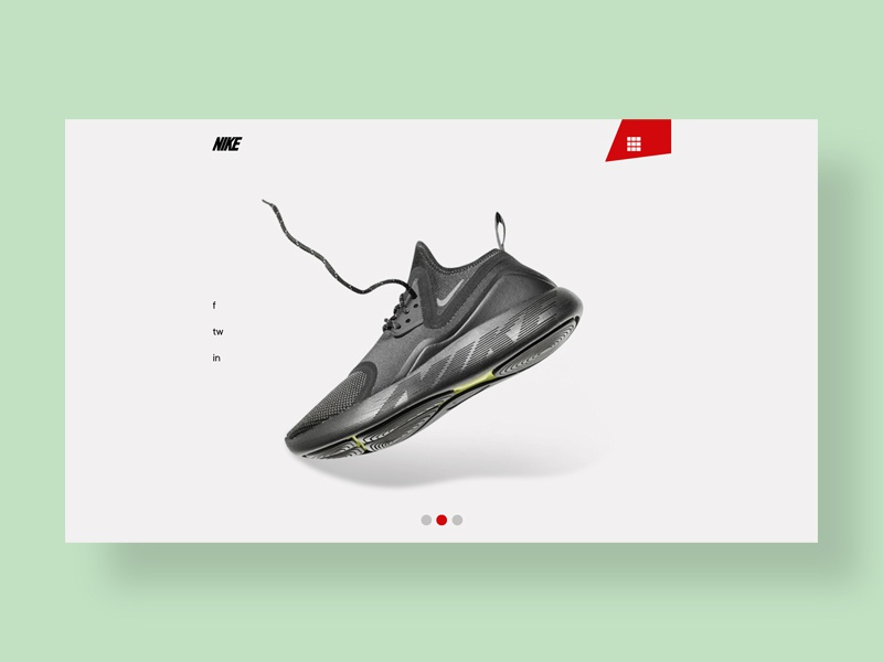 Nike logo mobile website web agency vector minimal type typography icon branding app ios design illustration ux ui animation 2d 3d