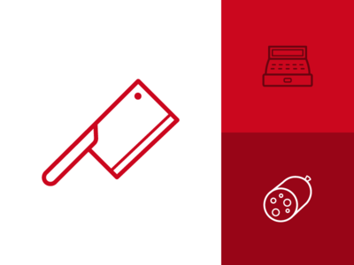 Rewe Group Iconset #2 lineicons line illustrator iconset icons