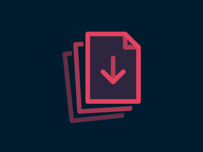 Relayr Iconstyle shades salmonred transprarency downlaod line-icon iconstyle