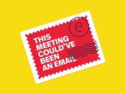 Sticker Stamp berlin design night illustration 2d edenspiekermann postcard stamp sticker
