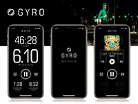 GYRO Running App