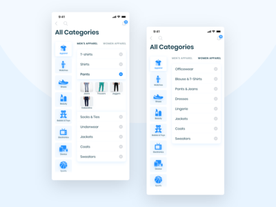 E-Commerce App (Bazaar)
