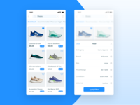 E-Commerce App (Search&Filter)