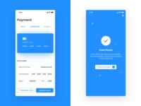 E-Commerce App (payment screen)