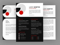 Larry Interior Resume Designer
