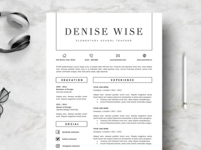 Professional Resume Template 2 Pages professional design free download professional logo pages curriculum vitae template clean resume creative resume modern resume cv template modern resume resume template professional business card professional resume professional