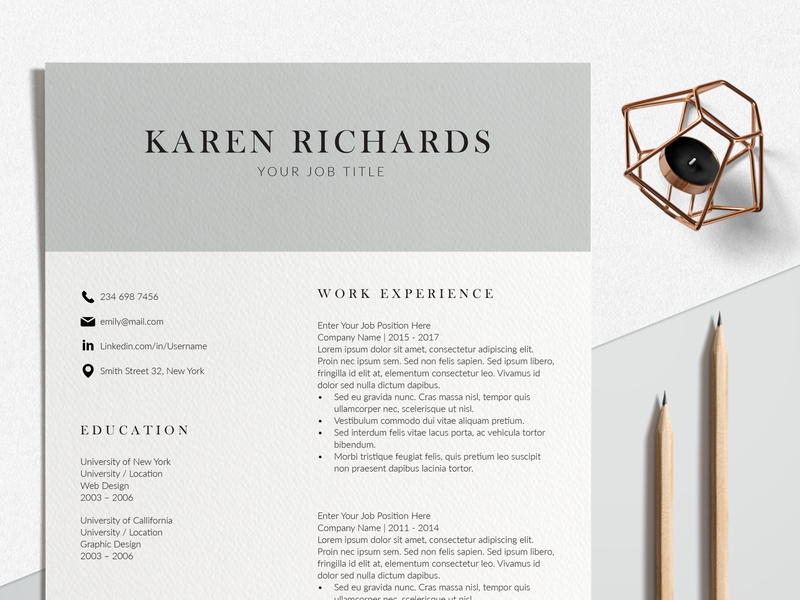 Modern Resume Format | InDesign Resume Template free download indesign model moden minimal resume curriculum vitae template clean resume creative resume professional modern resume cv template modern resume resume template