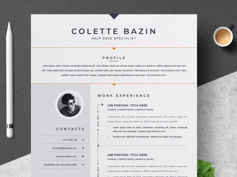 Creative Resume Designs Themes Templates And Downloadable