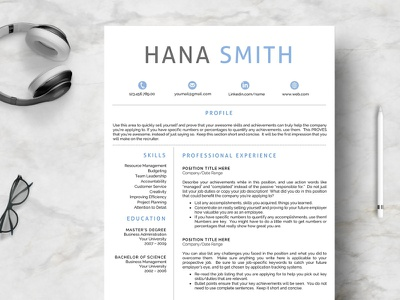 Professional Design 4 Pages Resume Template professional resume pages professional logo curriculum vitae template clean resume creative resume professional modern resume cv template modern resume resume template