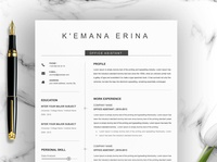 Resume Template | Modern & Professional Resume Template ux ui responsive multipurpose resume templates cover letter template clean resume creative resume professional cv template modern resume minimal resume simple resumes professional resume modern resume design resume template resume