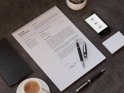 Word Resume & Cover Letter free download curriculum vitae template clean resume creative resume cv template modern resume resume template professional modern resume