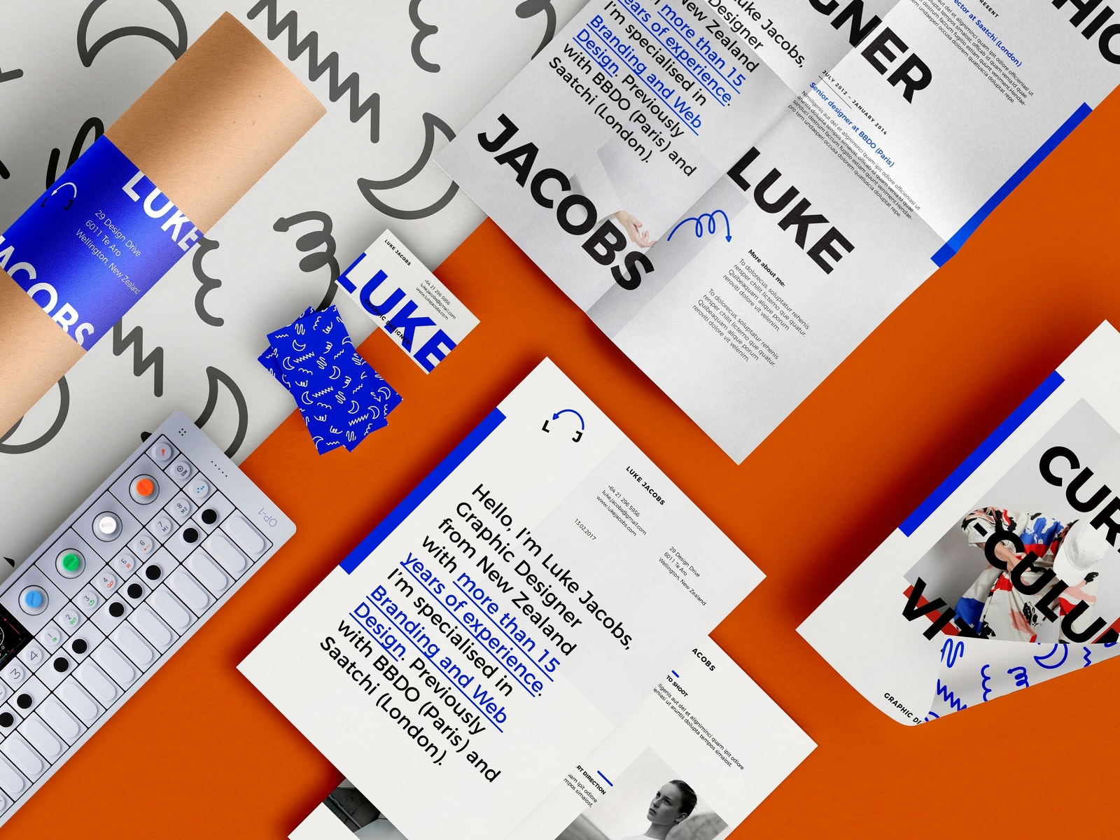 Personal Branding Resume by Resume Templates - Dribbble