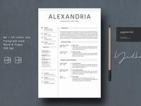 Resume Template | Creative CV