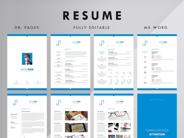 resume cv by resume templates dribbble dribbble