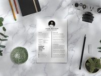 15 CV-Resume Bundle Vol. 4