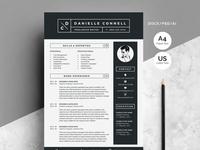Resume Template/Cv