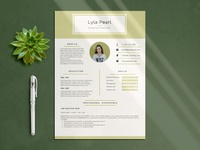 Clean & Simple~Resume-Cv Templates